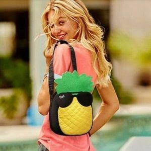 Victoria's Secret PINK Pineapple Cooler Lunch Box